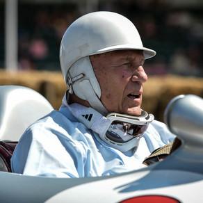 Automobilismo ficou mais pobre com a morte de Sir Stirling Moss