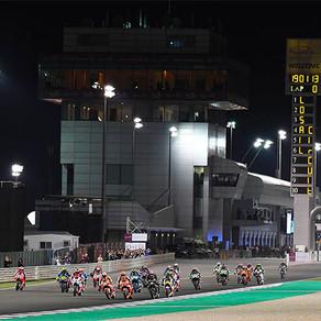 Coronavírus apaga a luz à categoria rainha do MotoGP no Qatar