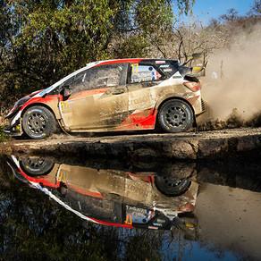 CoronaVírus deu vitória mais cedo a Ogier no Rally do México