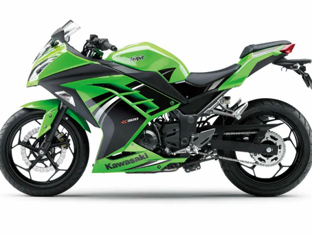 The BS6 Kawasaki Ninja 300, with New Shades, to be Launched Soon