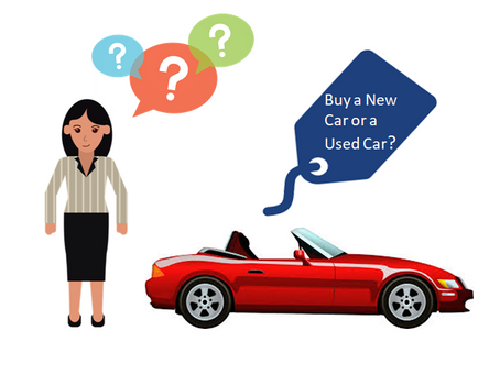 Buy a New Car or a Used Car?