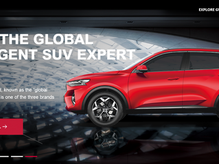 Great Wall Motors India website is now live!