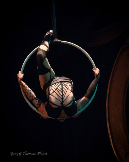 San Francisco Circus Center Cabaret