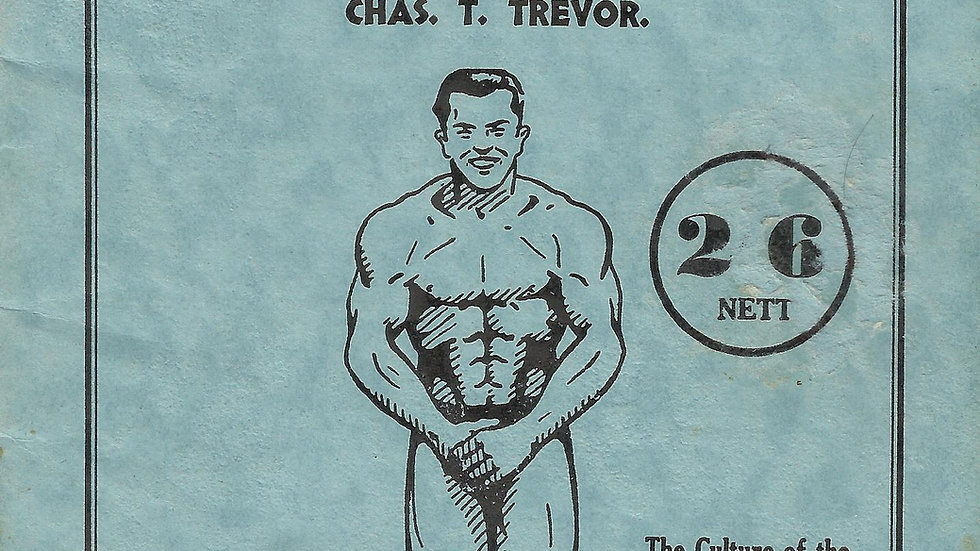 How to Develop a Powerful Abdomen by Chas T Trevor