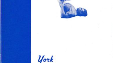 York Leg Developing Course