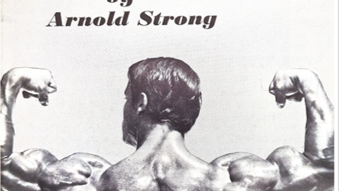 Building a Wide Muscle-Studded Back by Arnold Schwarzenegger