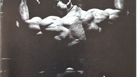 Incredible Deltoid Thickness by Larry Scott