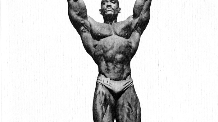 Arms by Sergio Oliva