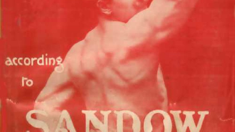 The Gospel of Strength According to Sandow by Eugene Sandow