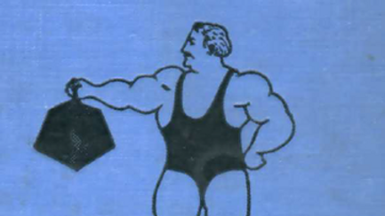 Louis Cyr, The Strongest man that Ever Lived by George F Jowett