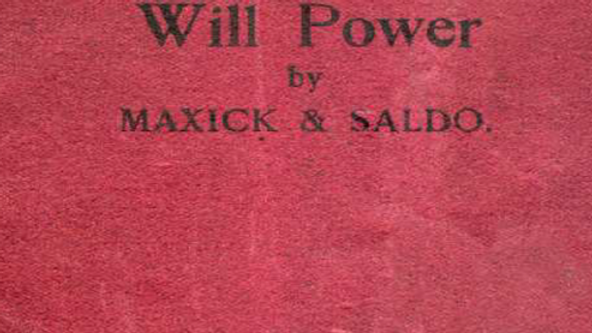 Health, Strength and Will Power by Maxick and Saldo