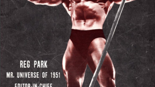 Mr Universe Reg Park Journal Vol 1 No 1