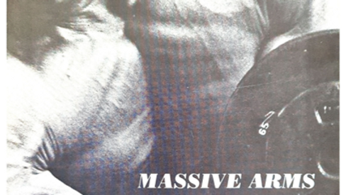 Massive Arms by Arnold