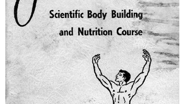 Rheo Blair's/Irvin Johnson's Scientific Bodybuilding and Nutrition Course