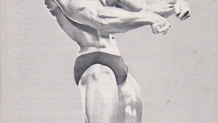 Massive Forearms by Larry Scott