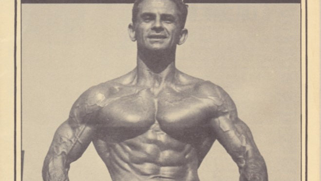 The Vince Gironda Workout Bulleting alternate edition