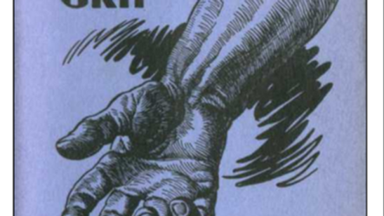 Molding a Mighty Grip by George Jowett