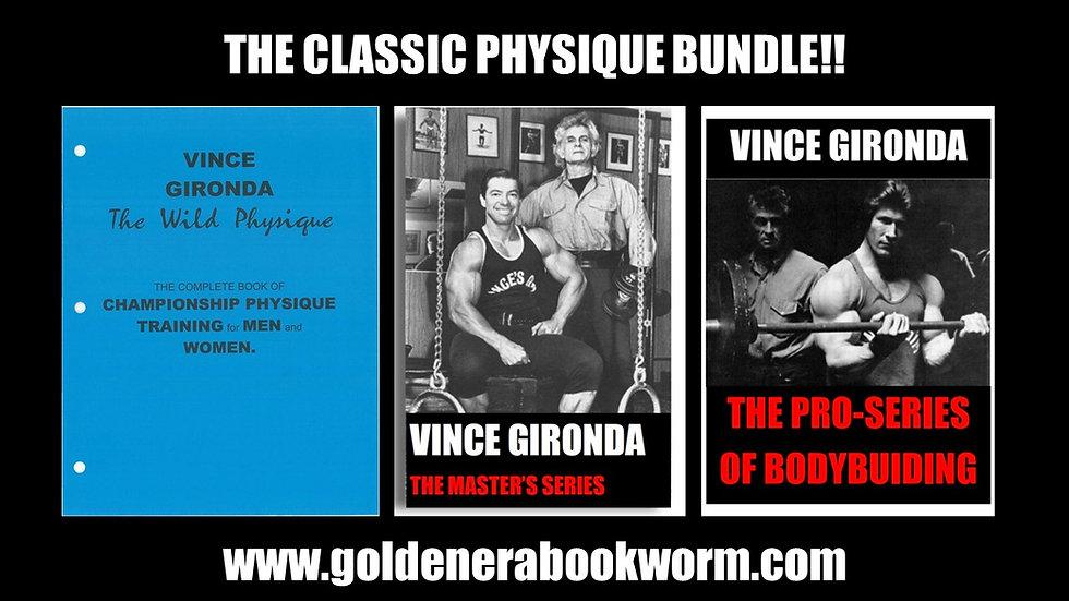 The Classic Physique Bundle