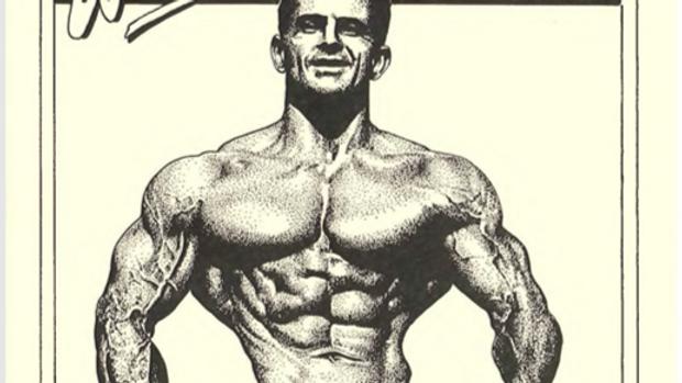 Vince Gironda's Workout Bulletin! 8 month Beginner course