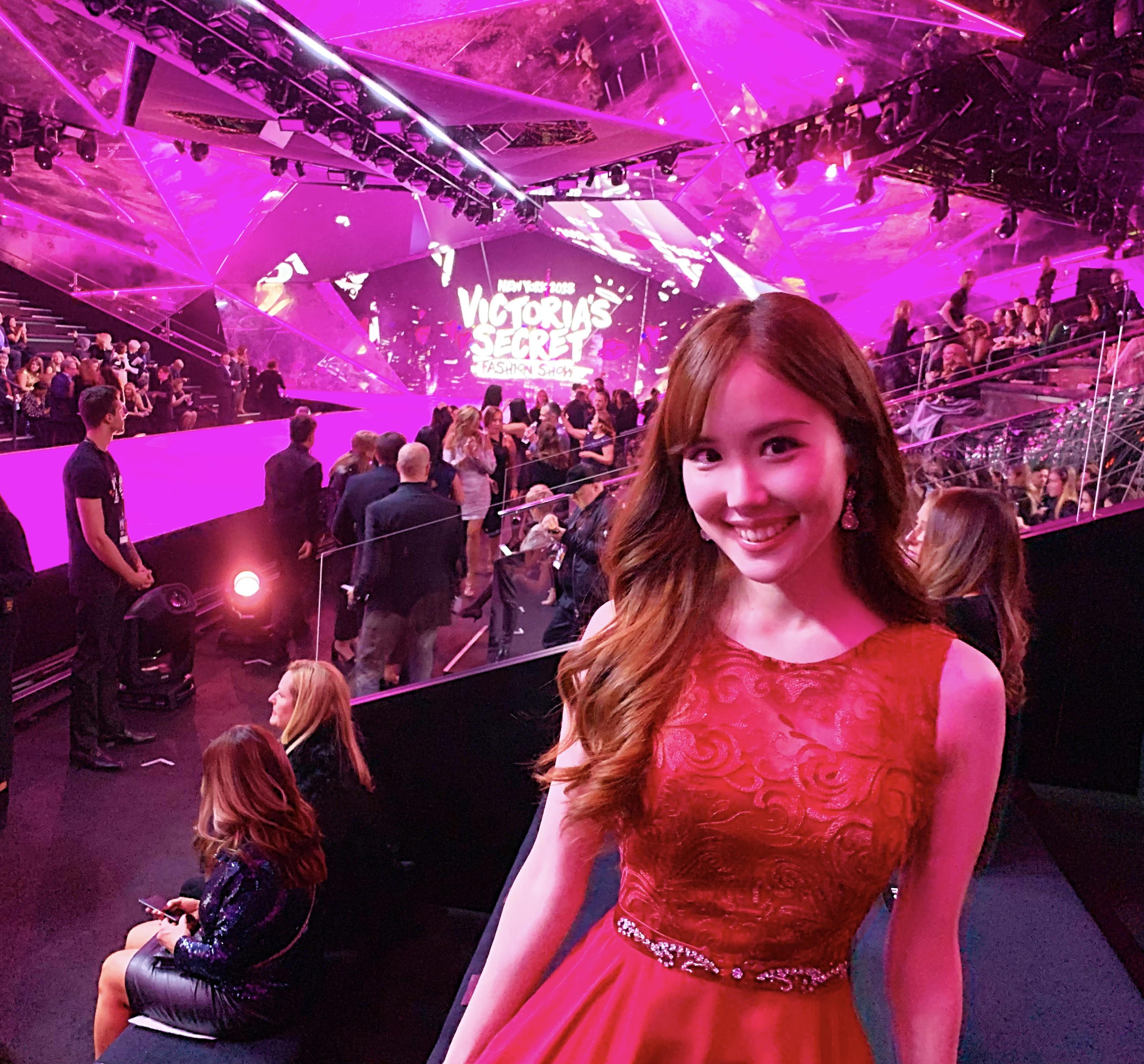 FOX: VS Fashion Show Reporting