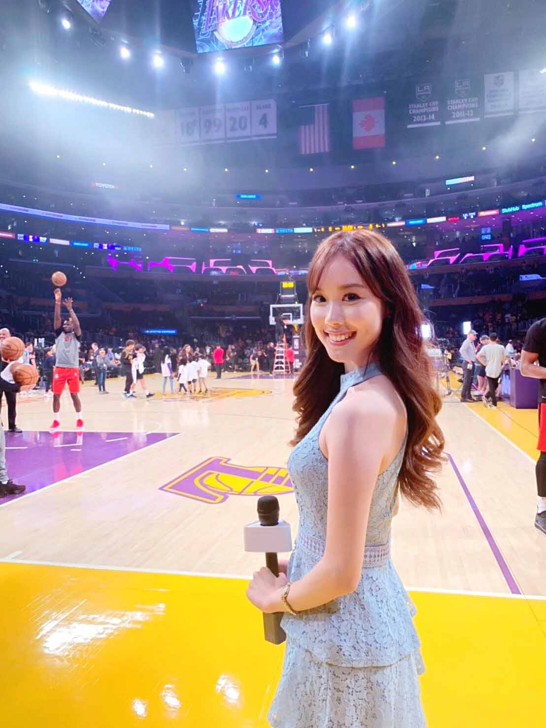 Lakers Courtside Report