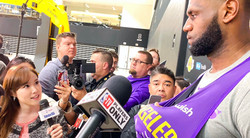 【NBA】LeBron James Interview