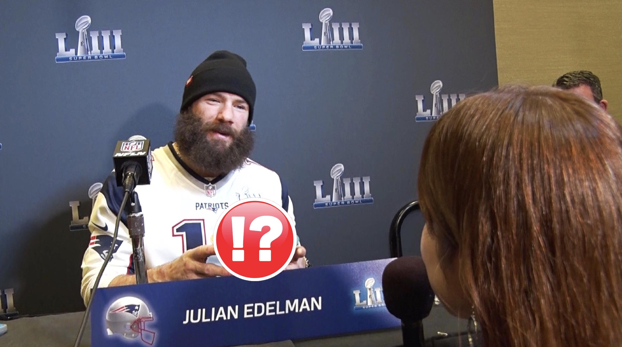 【NFL】Exclusive Interview with MVP Julian