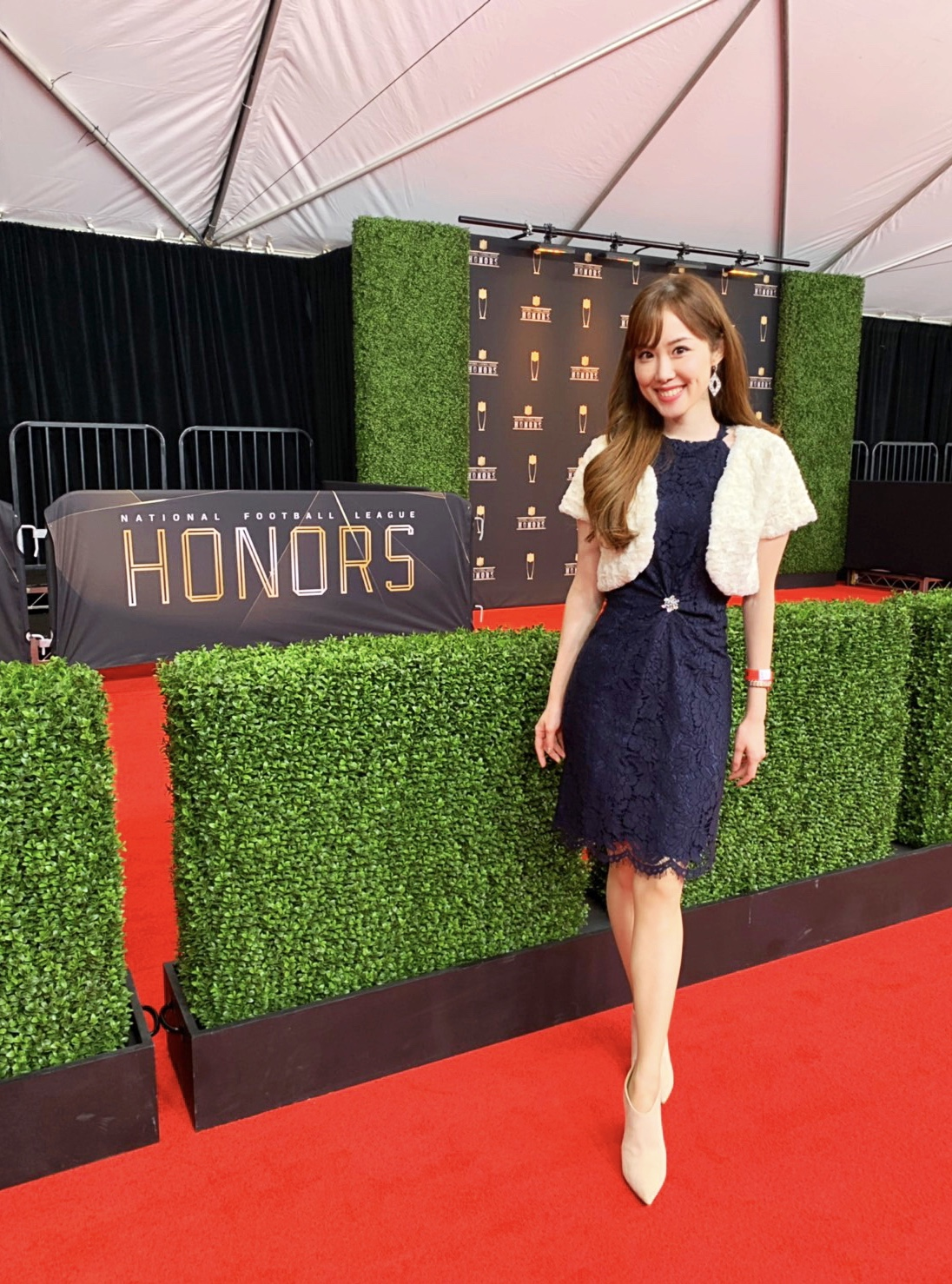 NFL Honors Red Carpet Interviews