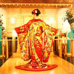 Keio Plaza Hotel Tokyu Kimono Model
