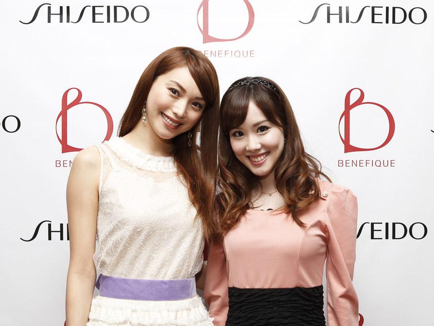 Event w/ Yuri Ebihara for SHISEIDO