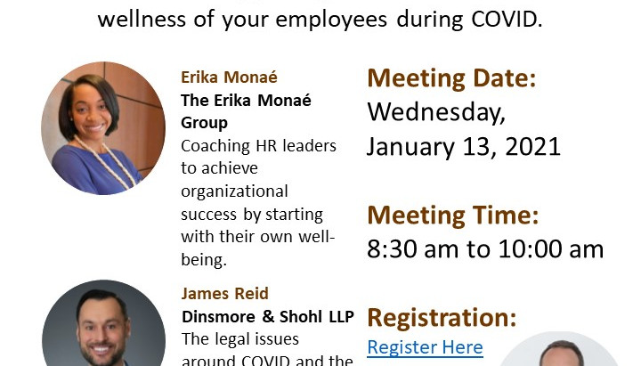 Managing Employee Health and Mental Wellness during COVID