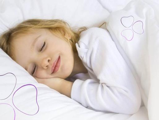 Pautas para ayudar al descanso de los pequeños.