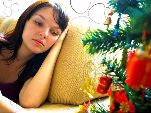 Me siento triste en Navidad