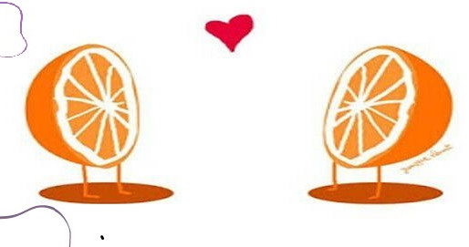 Adiós a la media naranja