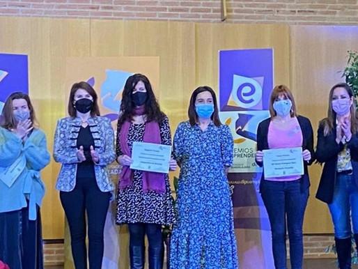 Eidem, Centro de Especialidades Psicológicas, premiada con el segundo premio a la Mujer Emprendedora