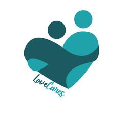 LoveCares Logo