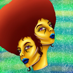 Gemini Afro