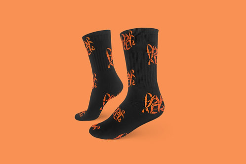Creeper Crew Socks