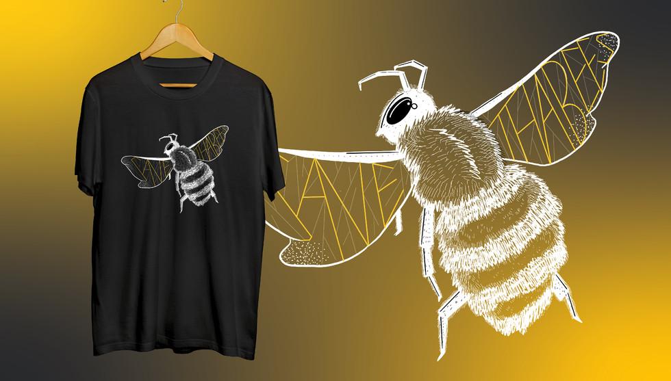 Save Tha Bees Tshirt