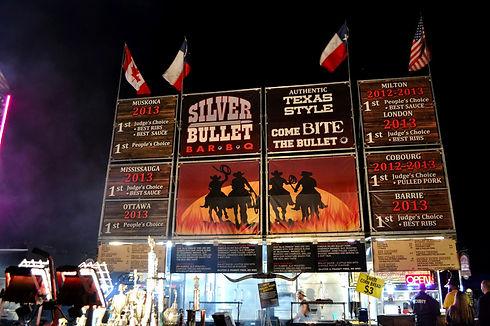 Silver Bullet BBQ Feature Festivals Ribf