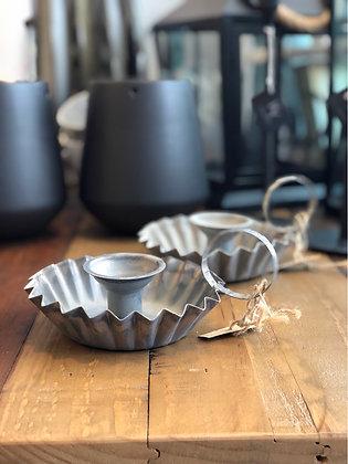 Kerzenhalter  Metall