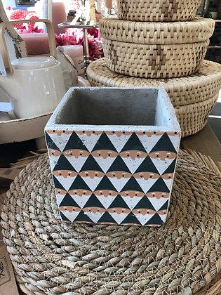 Übertopf Behälter Keramik