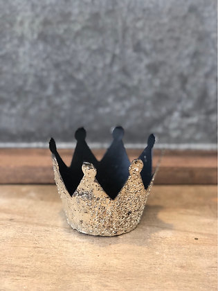Krone  goldfarben