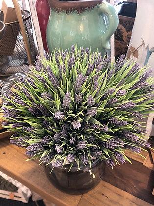Lavendel Sträuschen  Kunst