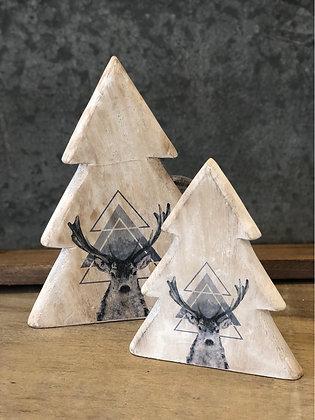 Deko Holz klein