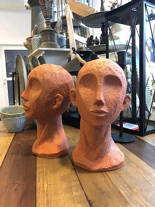 Kopf Polyresin