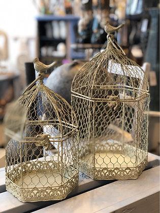 Vogelkäfig Set