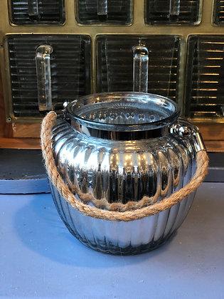 Windlicht Vase Glas