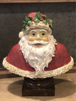 Weihnachtsmann  Polyresin