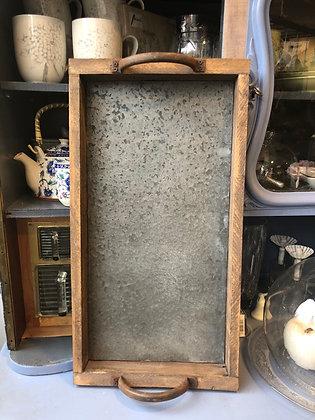 Tablett Holz